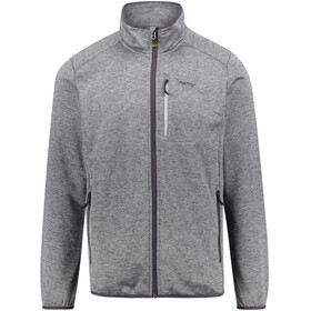 Meru Alimos Stretch Fleece Jacket Men anthra
